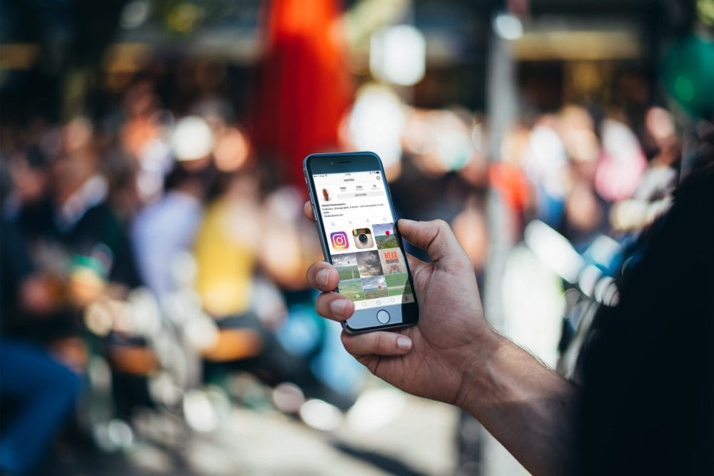 Instagram –nowa ikona inowe UI