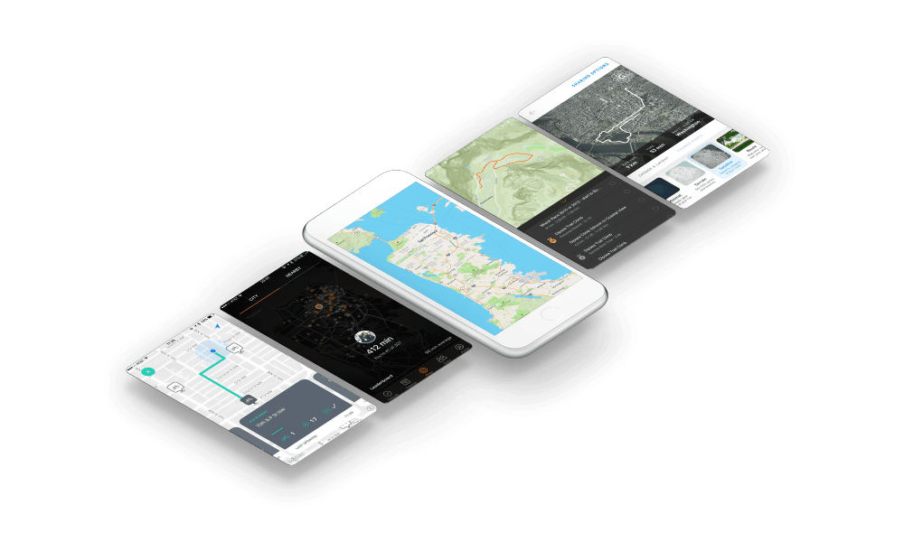 Geotagowanie na macOS i data loggery GPS