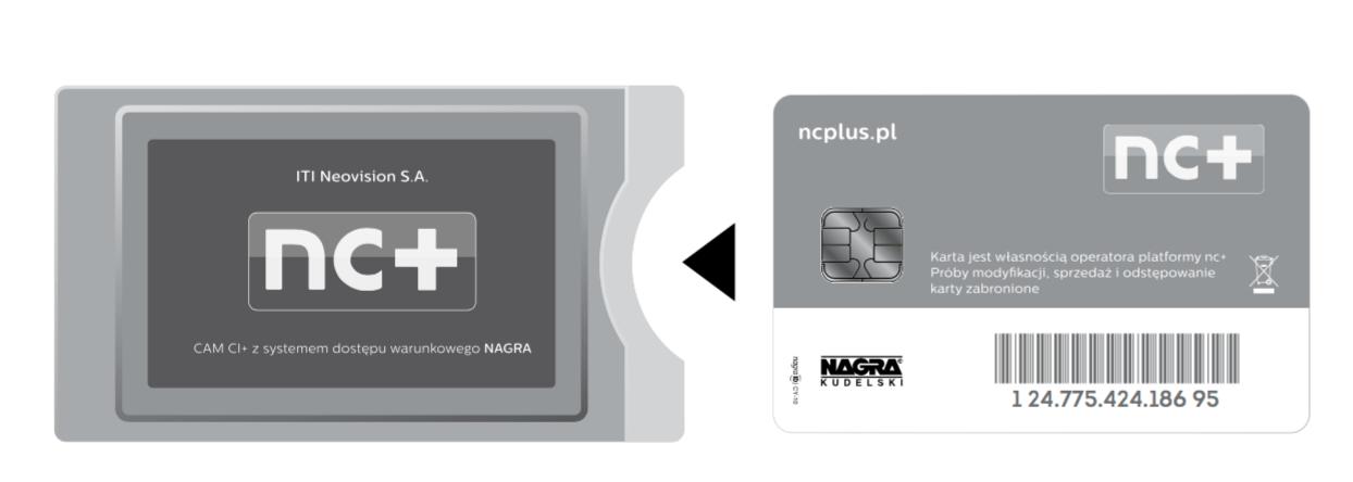 nc+ dekoder