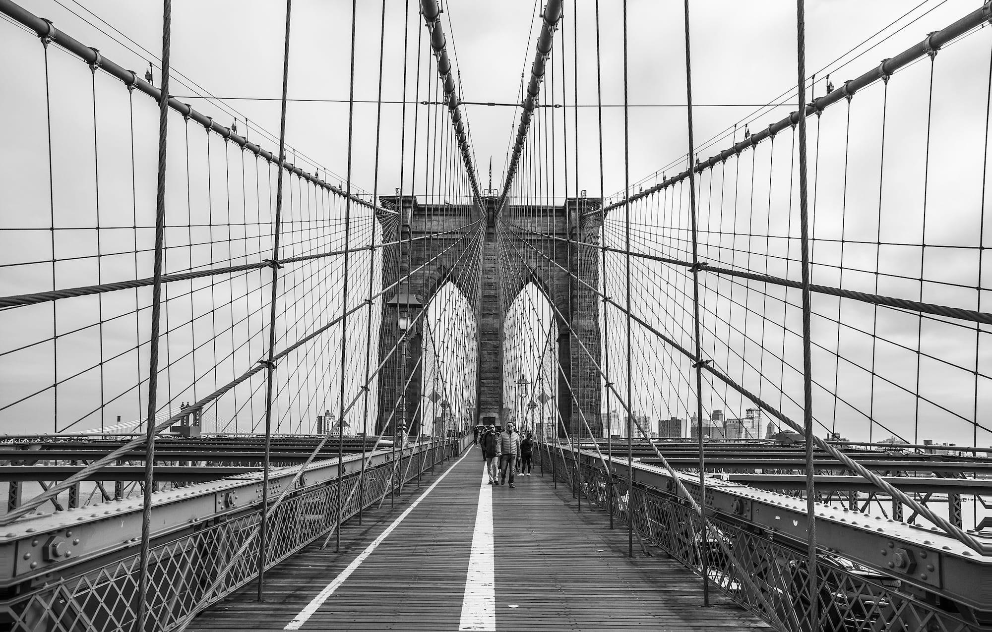 2 brooklyn bridge