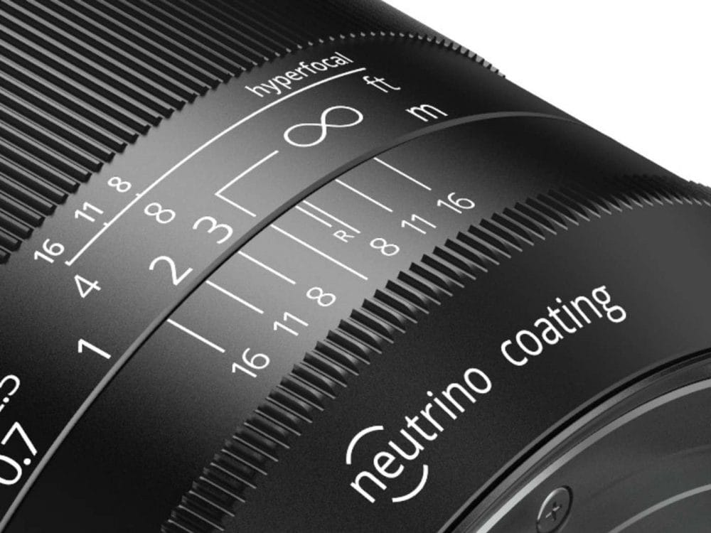 Lens Scale