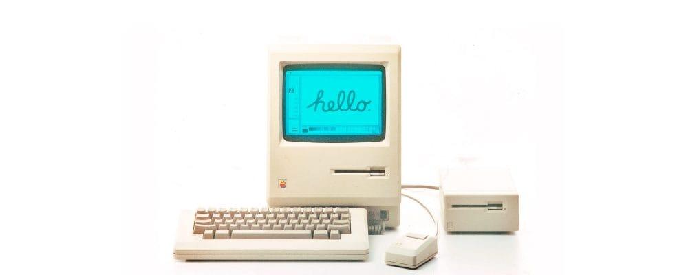 Historia fontów używanych przez Apple