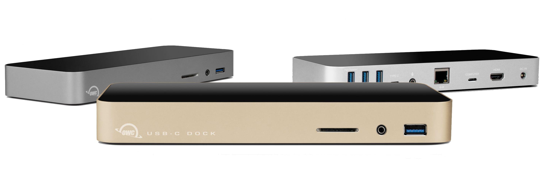OWC USB-C Dock 3