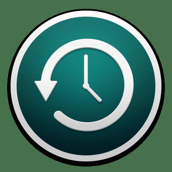 Time Machine icon 1024px