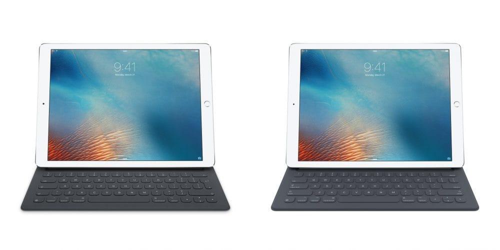 iPad Pro Smart Keyboard UK and US English