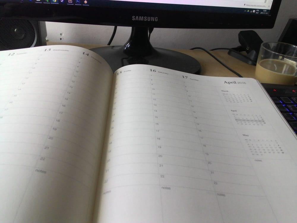 Jak wybrać odpowiedni papierowy kalendarz?