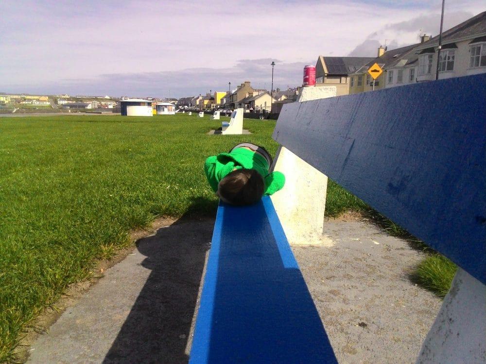 Zadomowianie w Irlandii