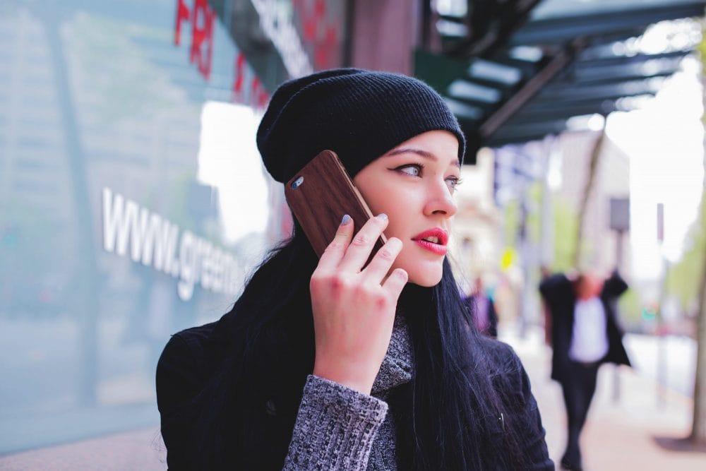 Nie lubię rozmawiać przez telefon