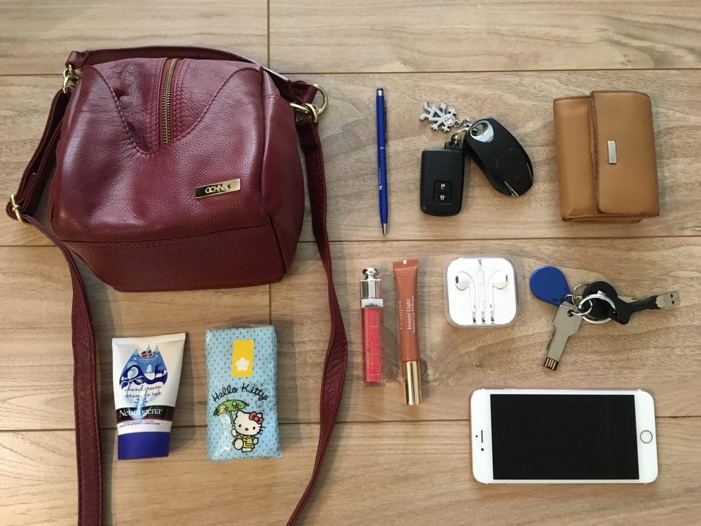 Torebka i plecak Patrycji Rudnickiej