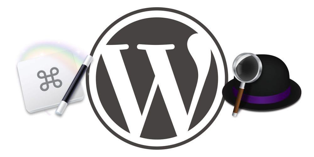 Wgrywanie grafik do WordPressa