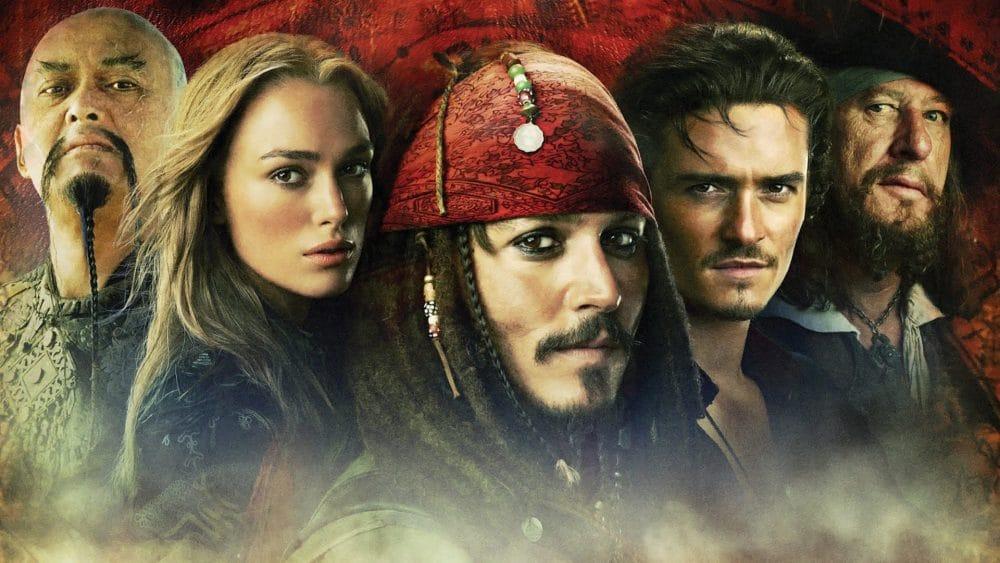 <em>Piraci z Karaibów</em>