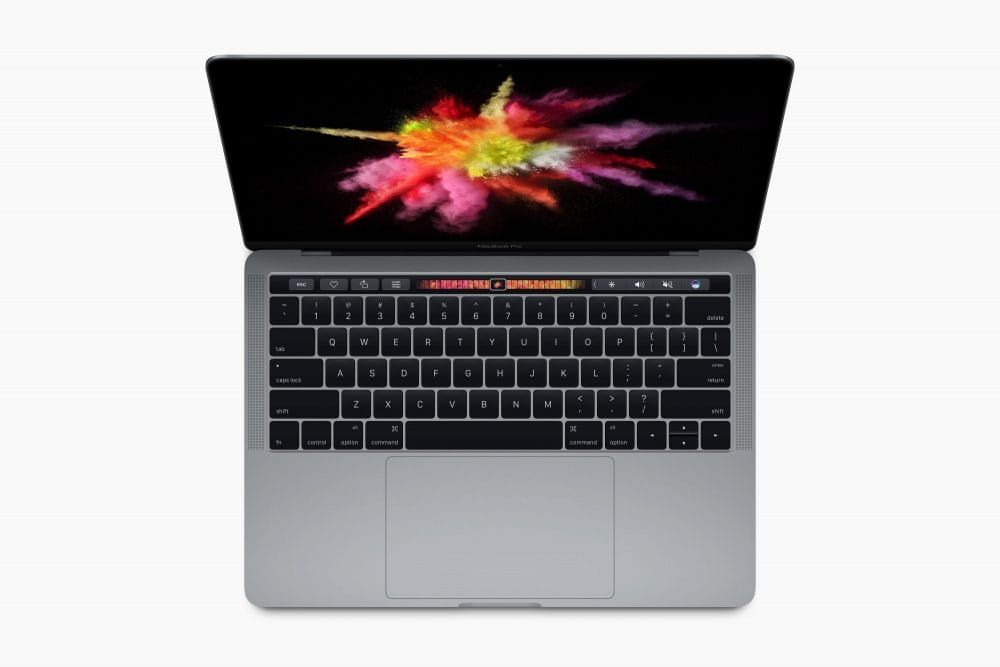 MacBook Pro 13″ z Touch Bar – dzień #9 i #10