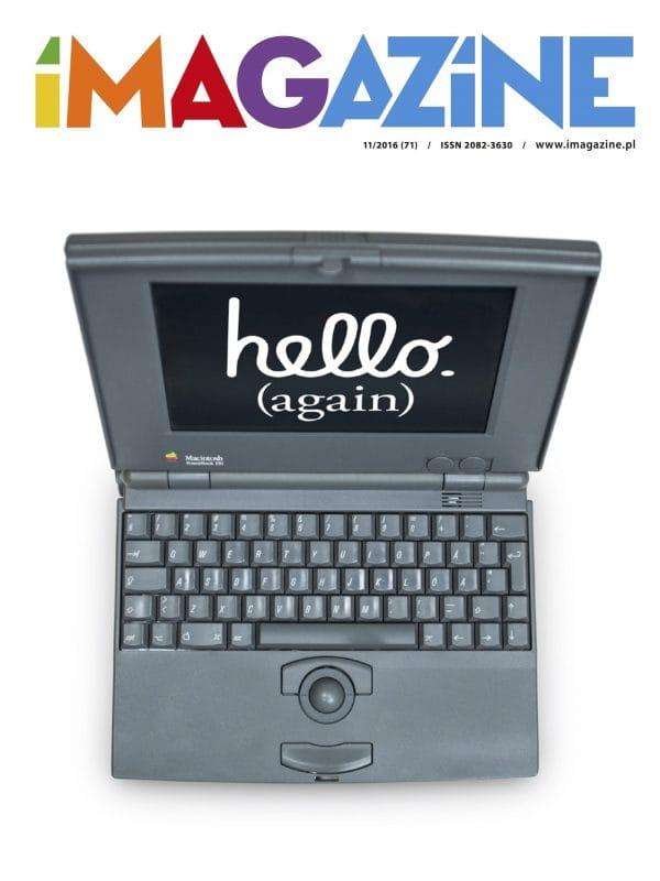 iMagazine 11/2016 – 6-te urodziny iMagazine i Macbook Pro