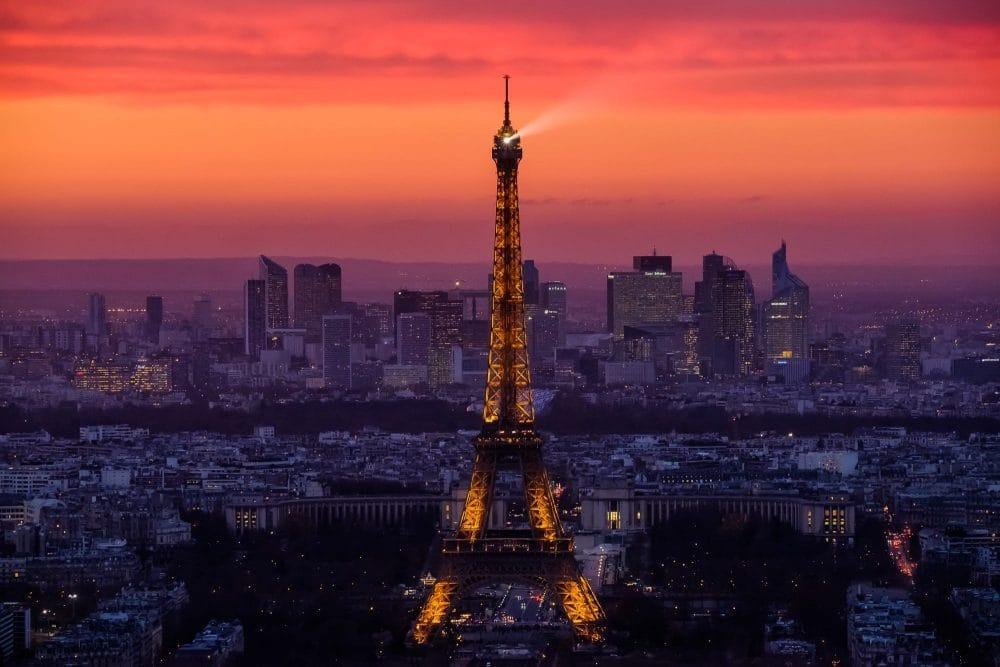 Trzy dni w Paryżu