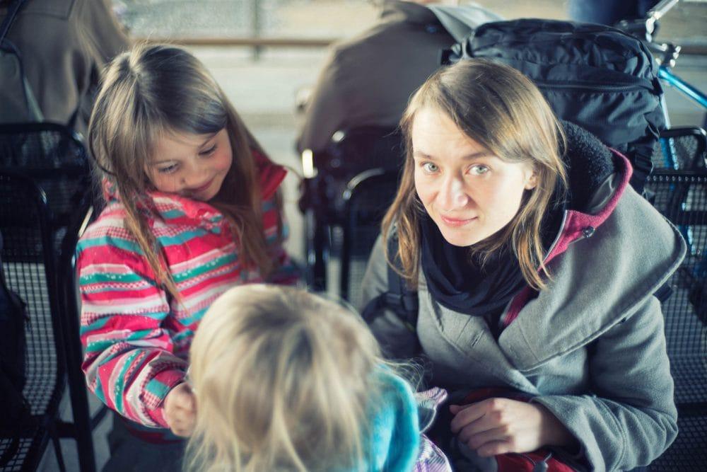 Anna Alboth: Rodzina bez Granic