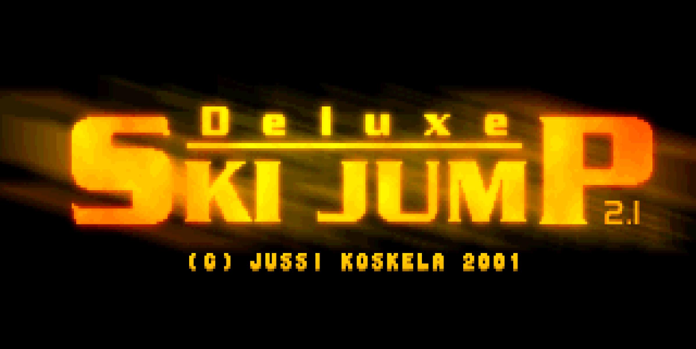 Deluxe ski jump 2 2. 1 download instalki. Pl.