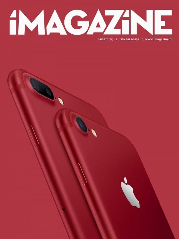iMagazine 4/2017 – iPhone 7 (PRODUCT)RED Special Edition