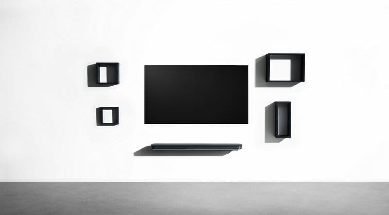 Pierwsze informacje o telewizorach LG OLED 2018