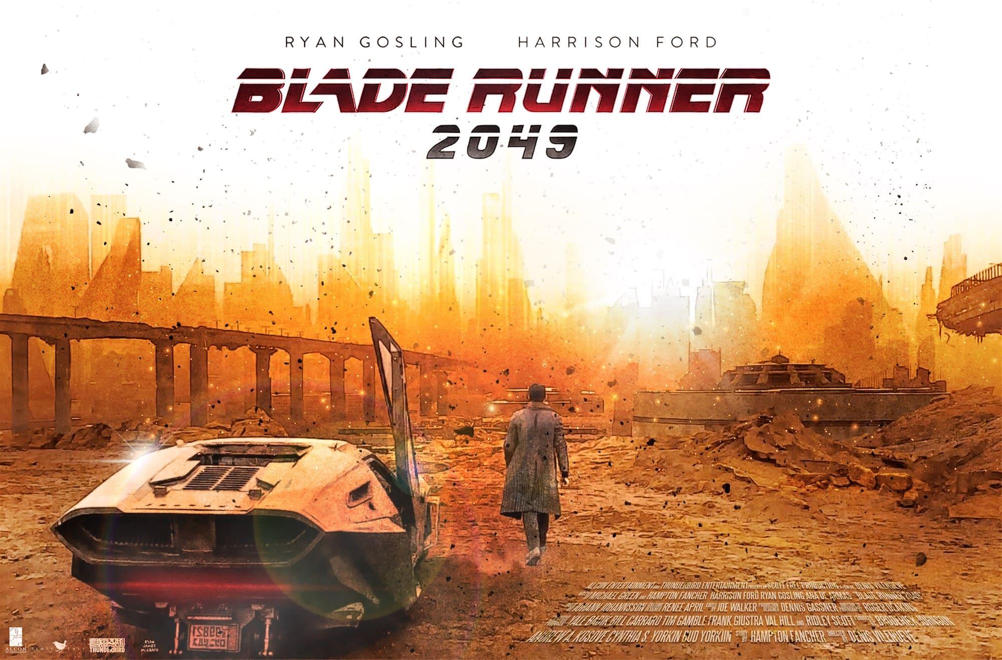 Blade Runner 2049 to arcydzieło