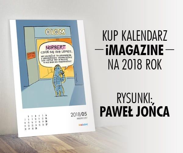 Kalendarz iMagazine 2018