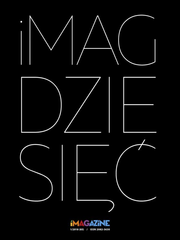 iMagazine 1/2018 – Dziesięć!