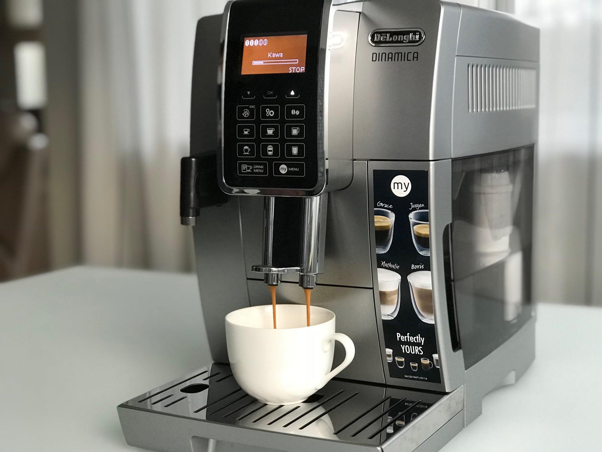 Jaki ekspres wybrać? Test ekspresów do kawy De'Longhi | iMagazine