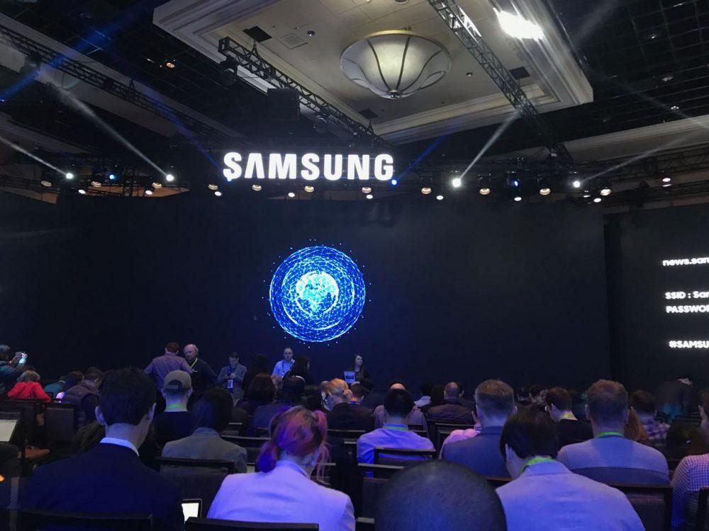 Nieodległa wizja przyszłości od Samsunga zaprezentowana na targach CES 2018