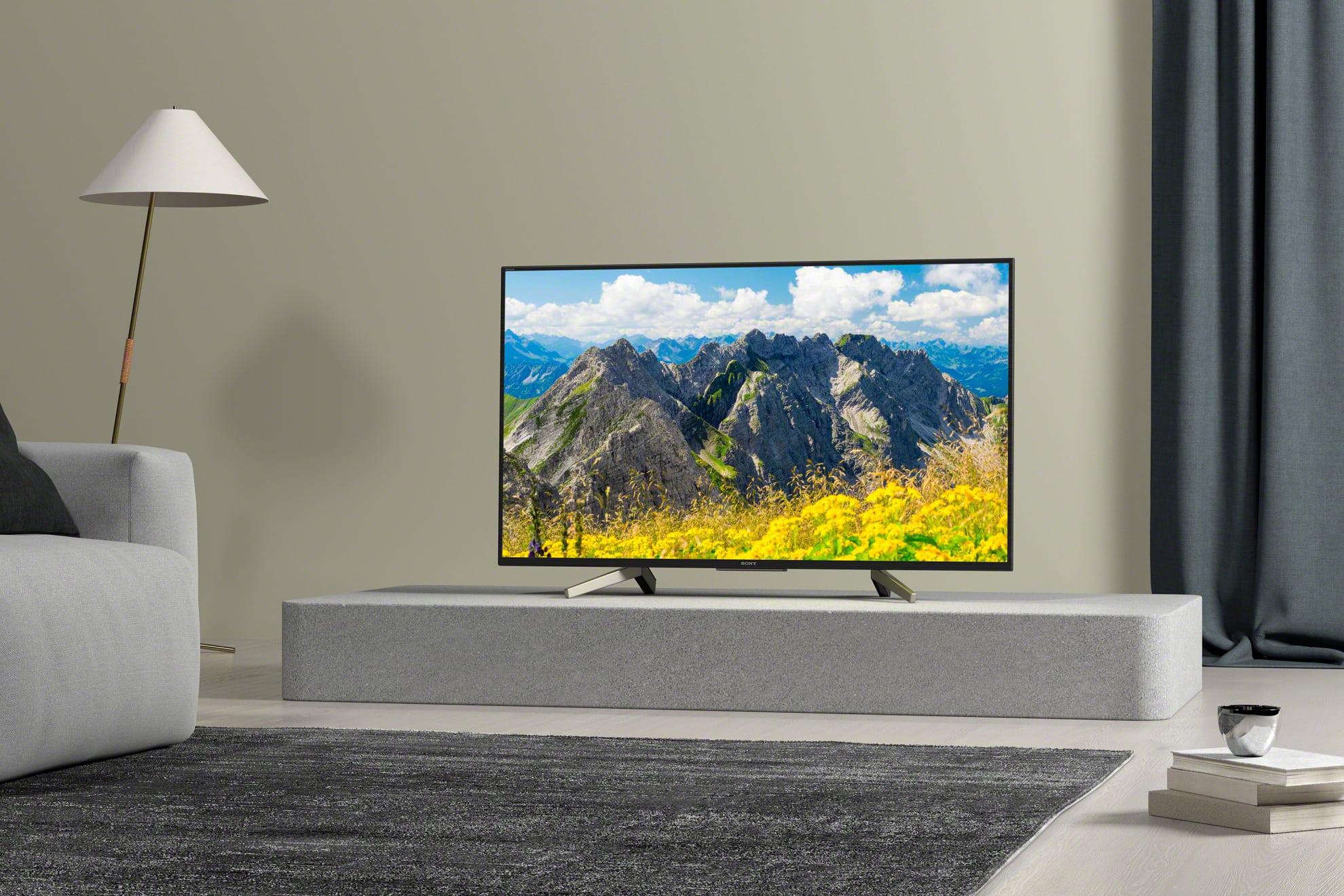 Telewizor Sony XF90