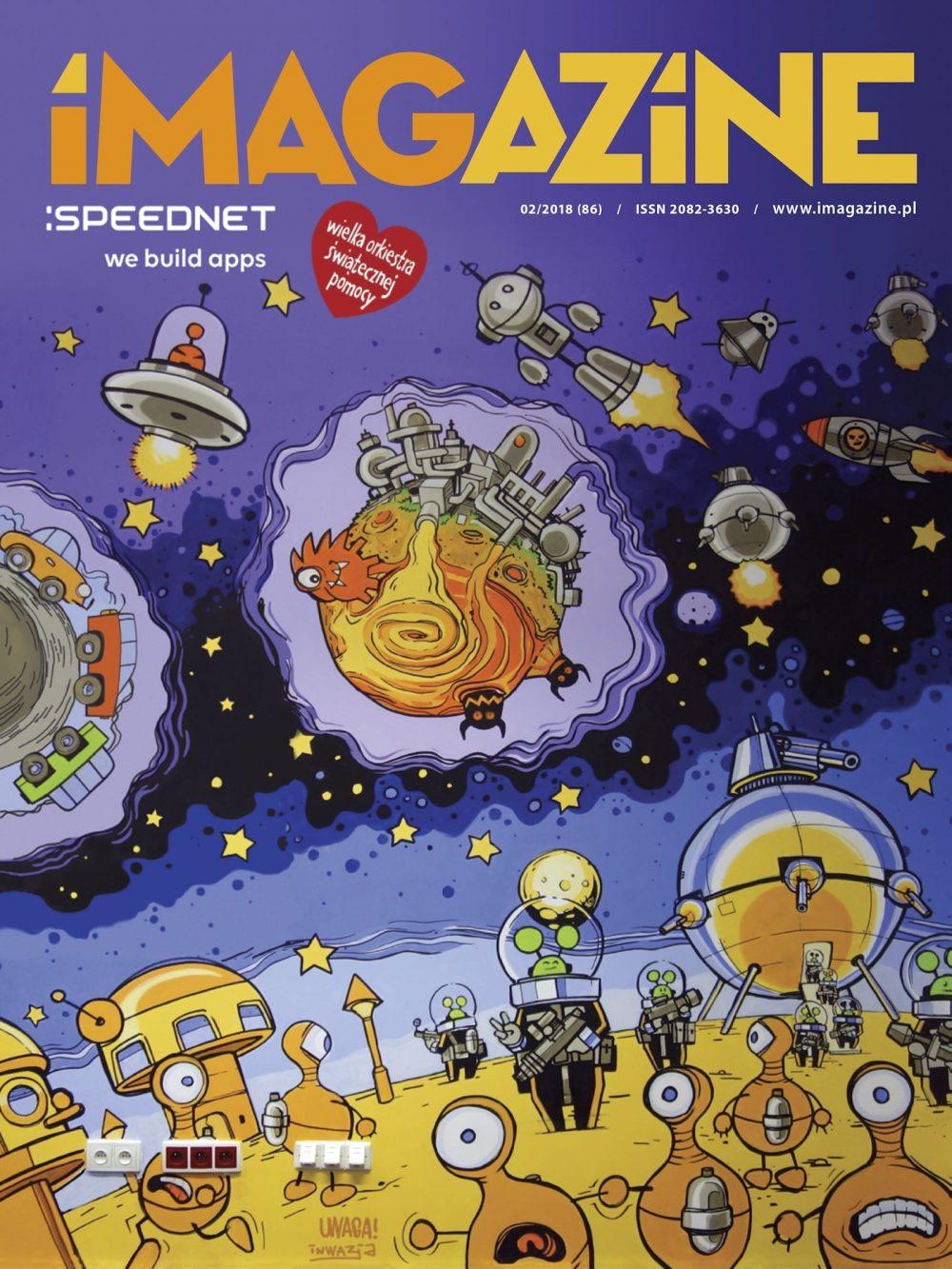 iMagazine 2/2018 – WOŚP 2018!