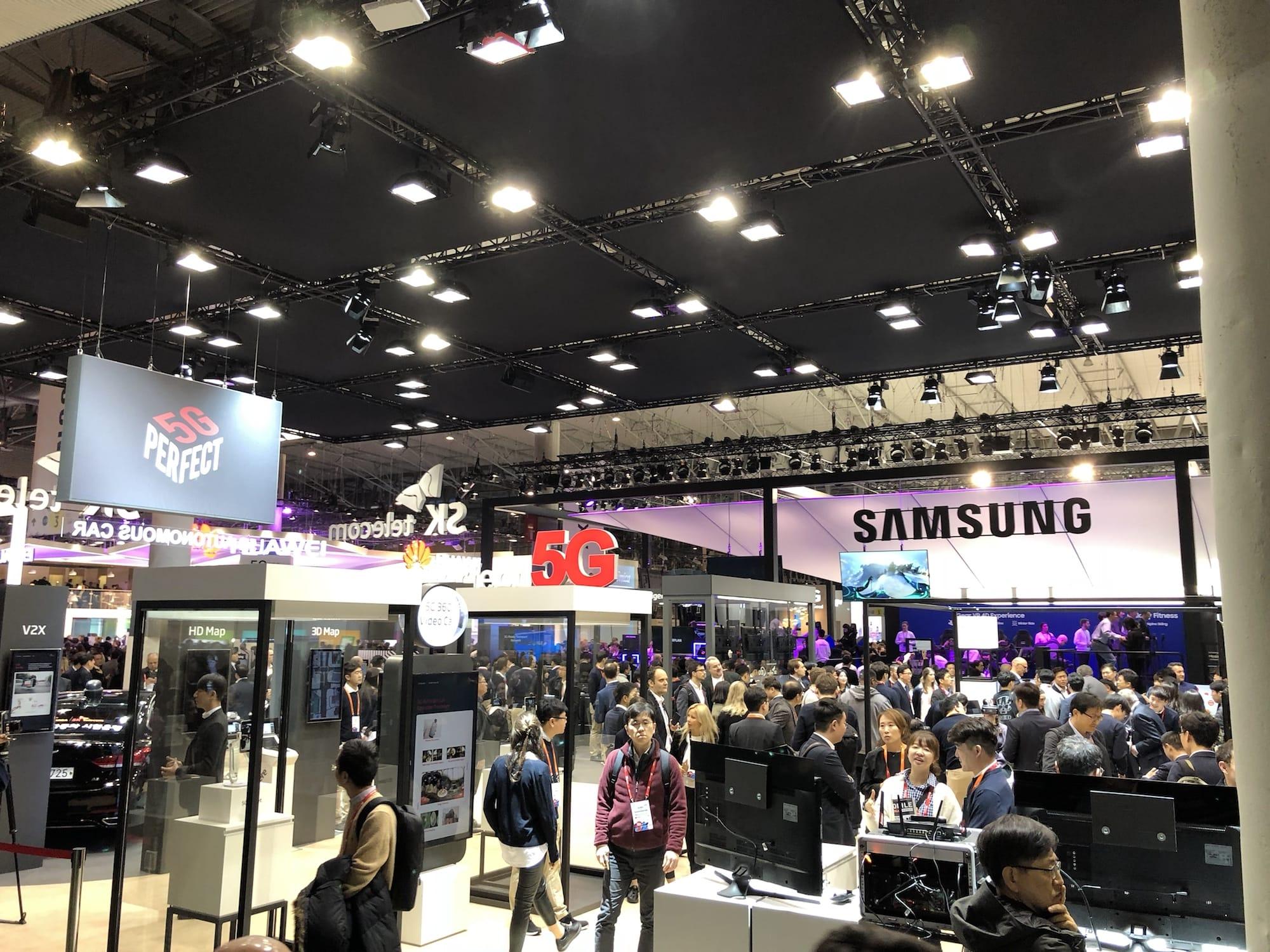 Targi Samsunga
