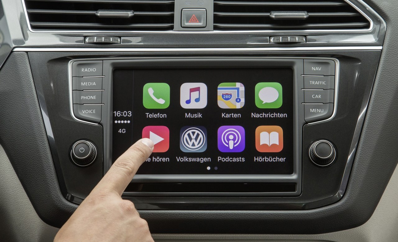 Volkswagen Apple Music
