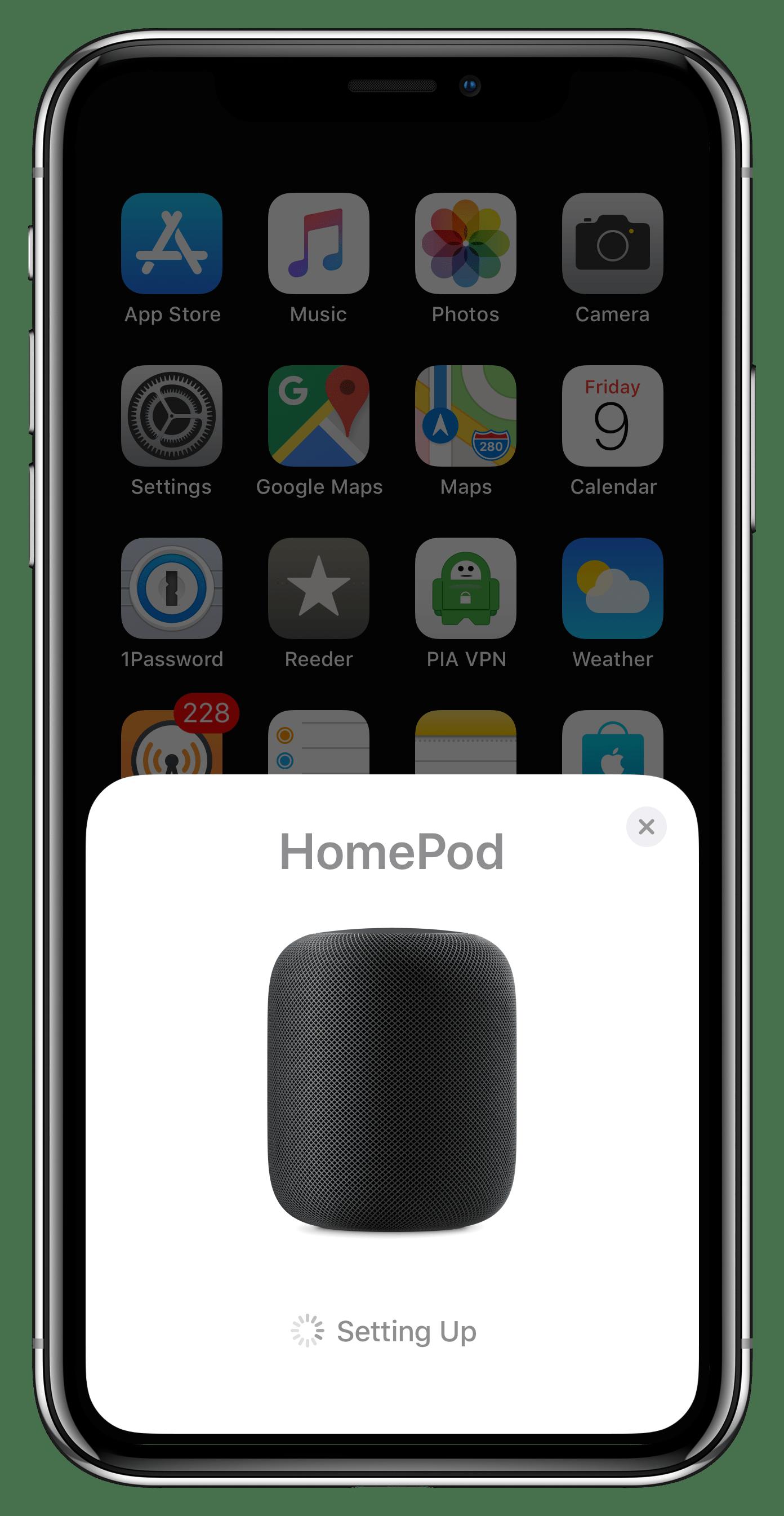 HomePod –instalacja i sterowanie