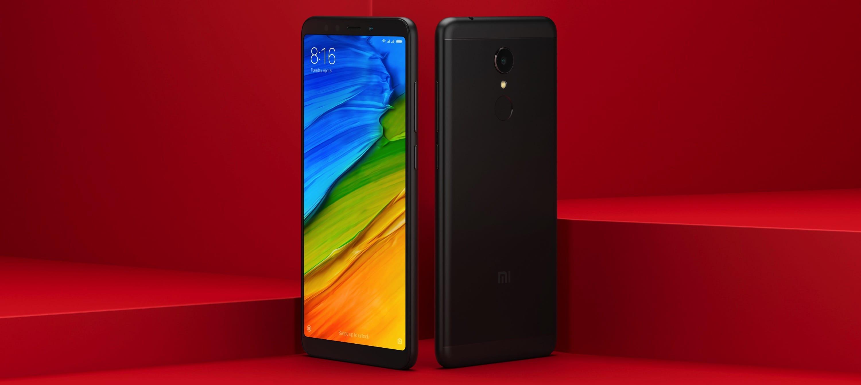 Xiaomi Redmi 5 Plus pojawi się w sklepach w wersji z 3 GB pamięci RAM i 32 pamięci wbudowanej lub 4 GB pamięci RAM i 64 GB pamięci wbudowanej