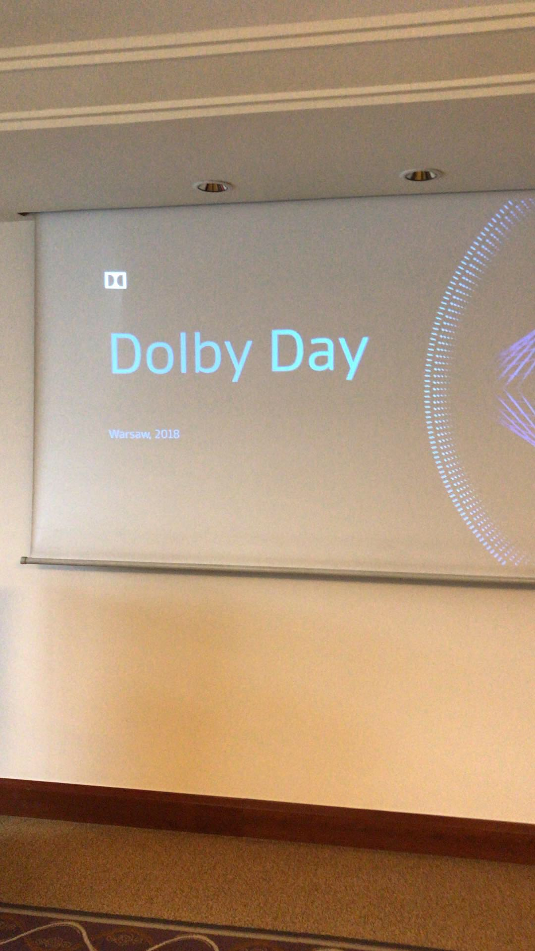 Dolby Day