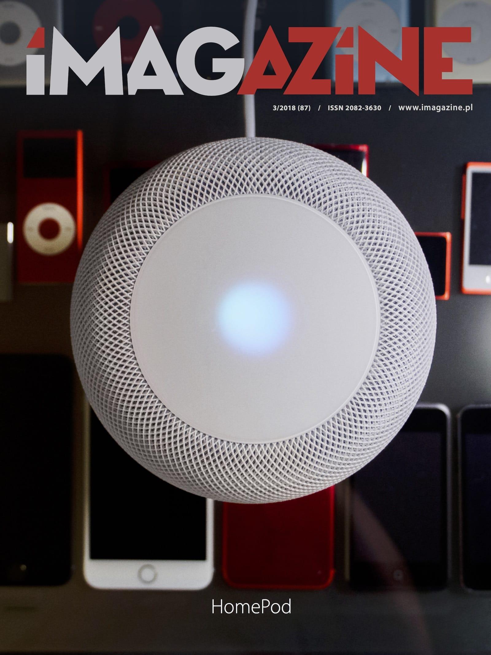 Okładka iMagazine 2018