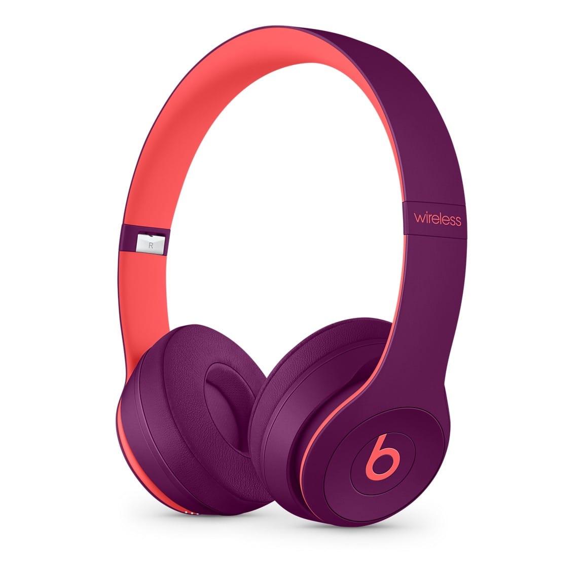 Beats wireless headphones hinge - purple beats headphones solo 3