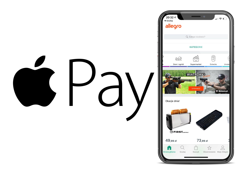 Allegro Juz Z Apple Pay Imagazine