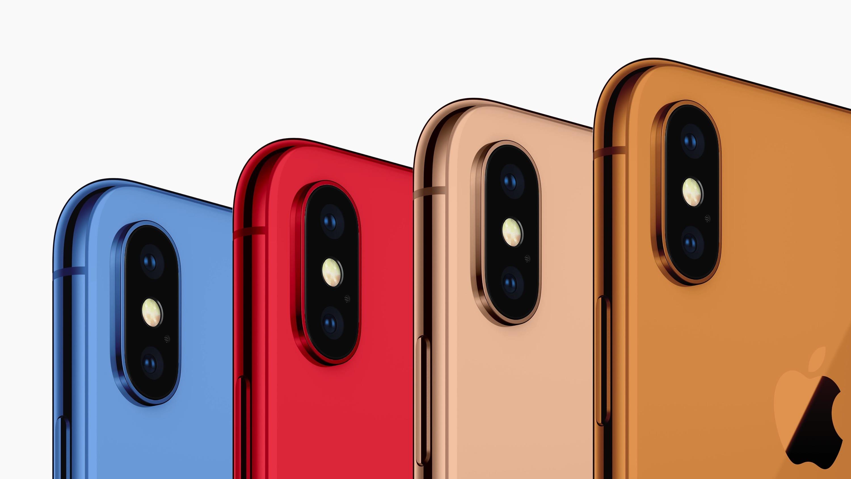 Rodzina iPhone na 2018 rok