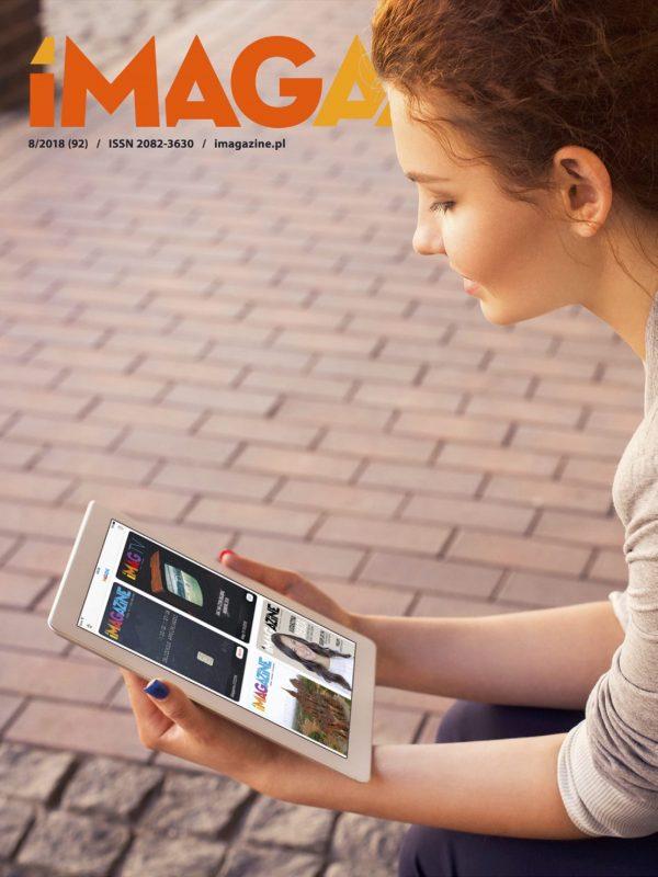 iMagazine 8/2018 – Pobiegajmy