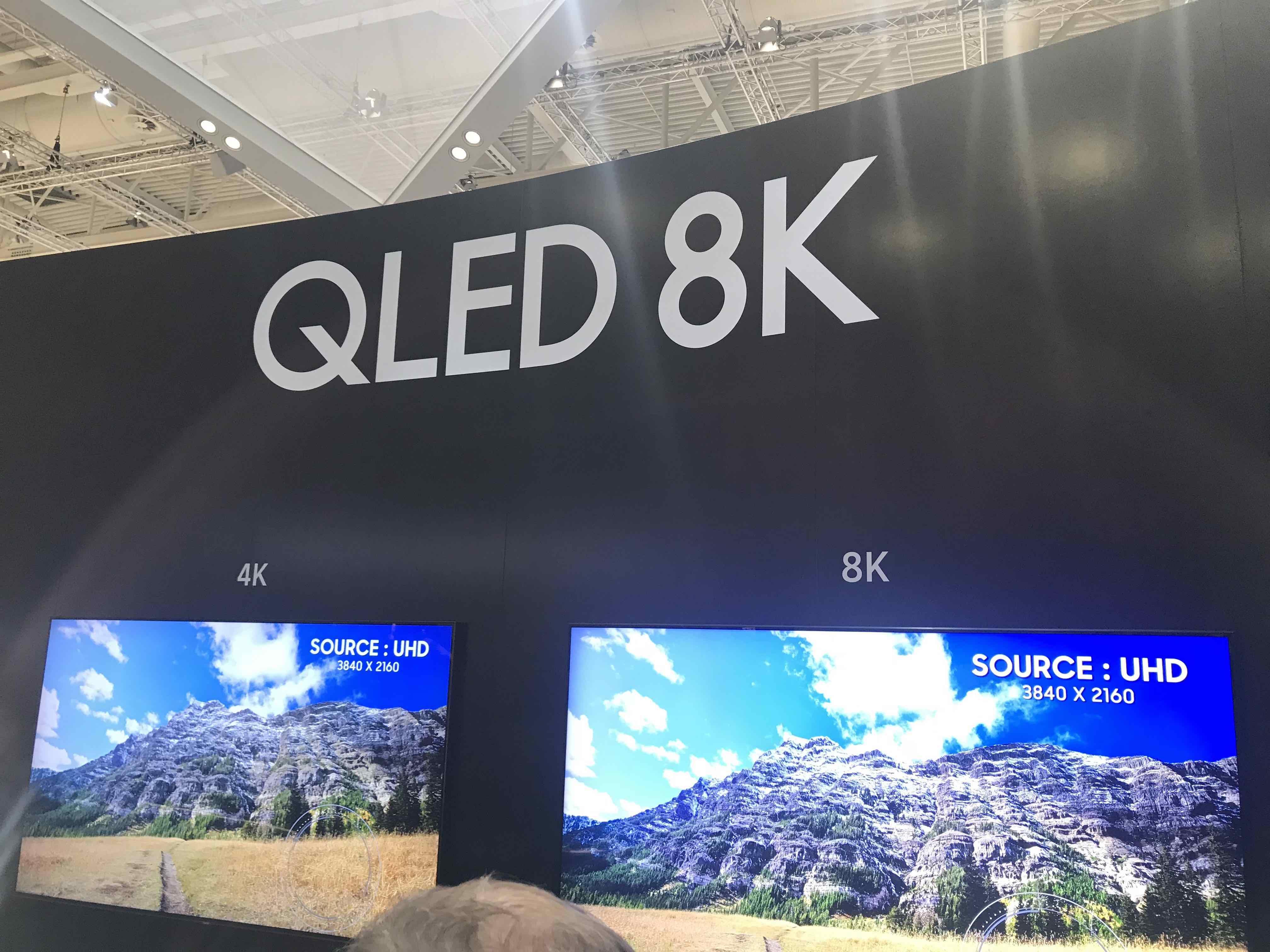 QLED 8K Q950R
