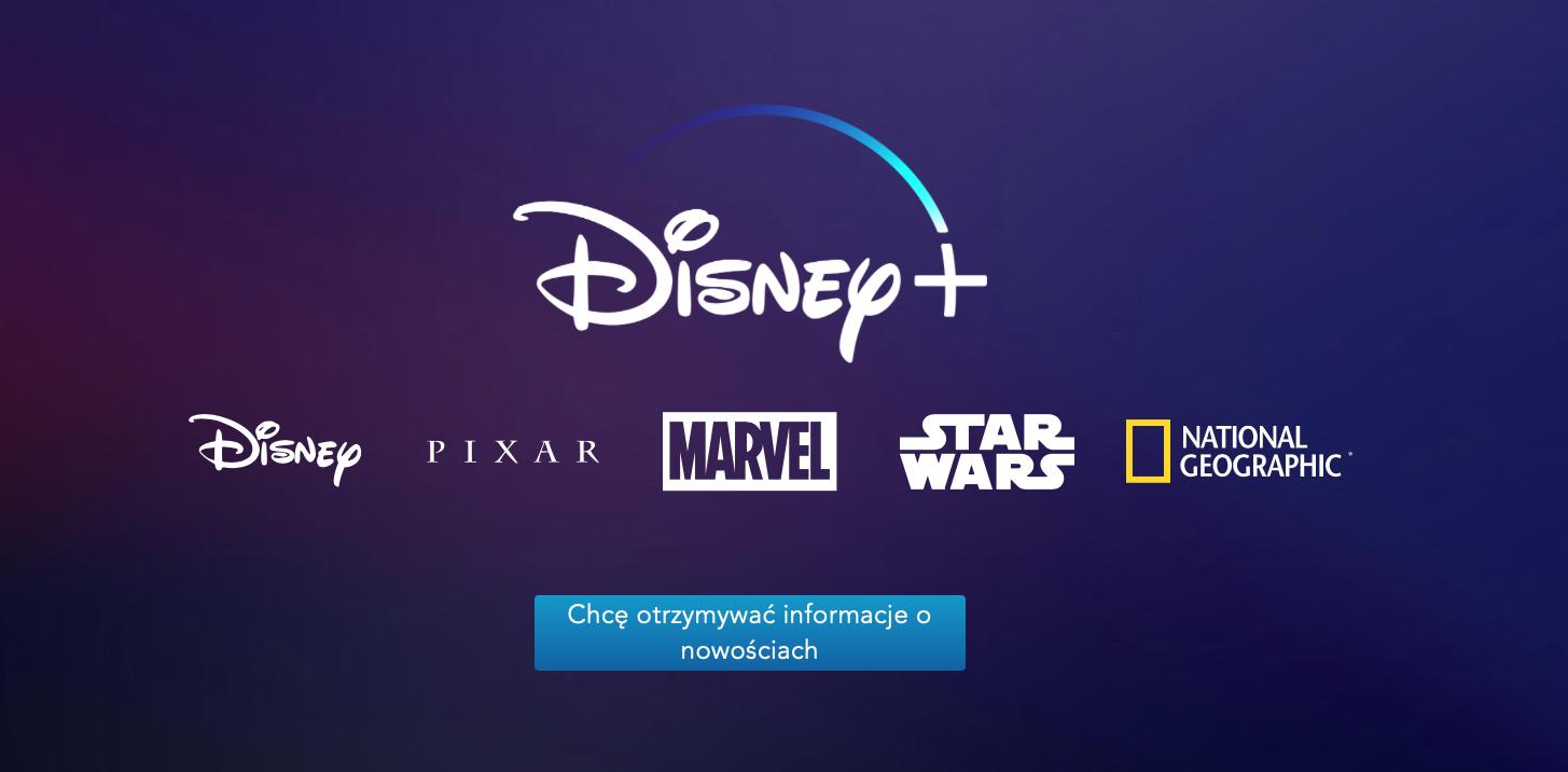 Disney+ POLSKA