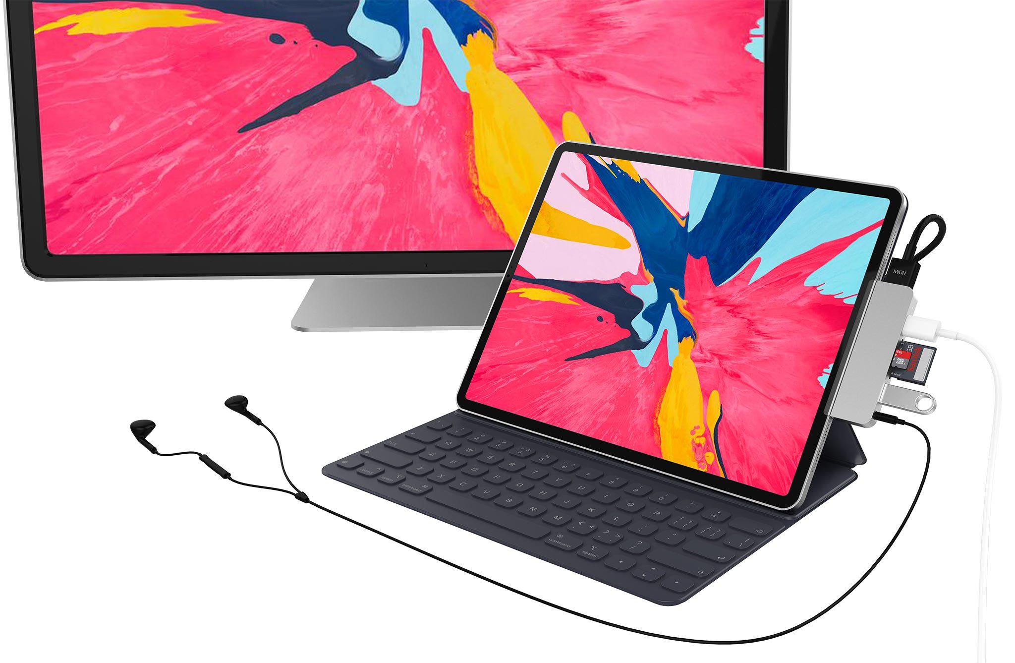 Podłączenie klawiatury iPada