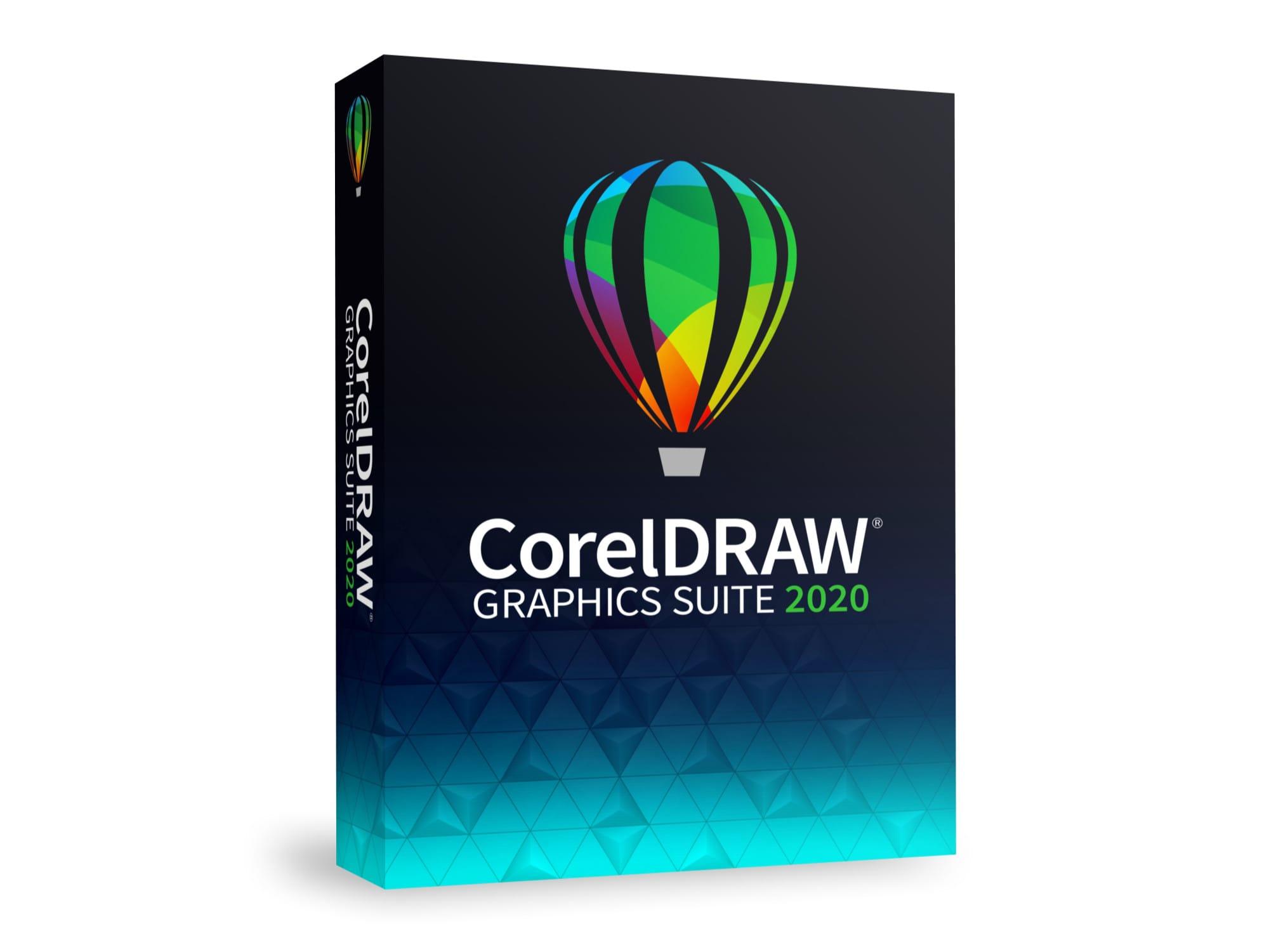 Image result for coreldraw 2020 box