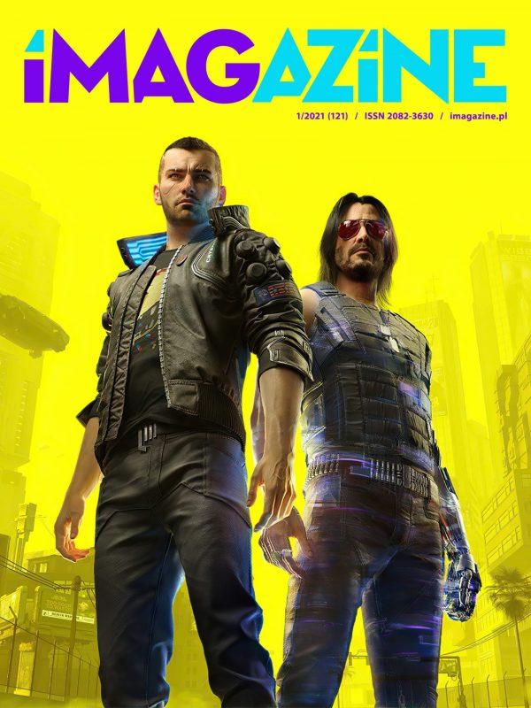 iMagazine 1/2021 – Cyberpunk 2021