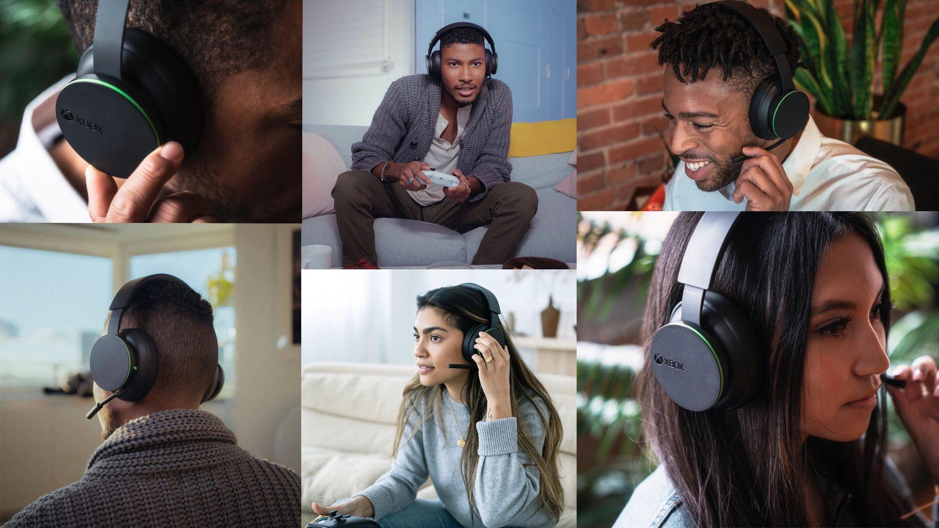 Słuchawki Microsoft